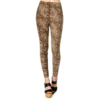 Leopard-Print Leggings 1596