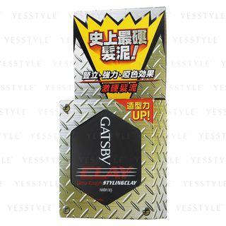 Buy Mandom – Gatsby Styling Clay (Ultra Tough) 50g