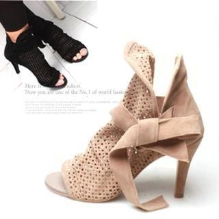 Buy Woorisin Perforated Sandals 1023032243