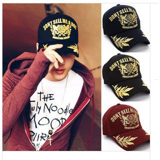 Embroidered Baseball Cap 1057866185