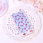 Print iPhone 6 / 6 Plus Tempered Glass Protective Film 1596