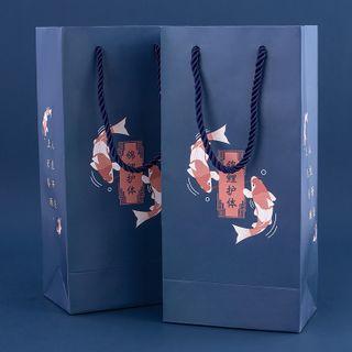 Print | Fish | Gift | Bag