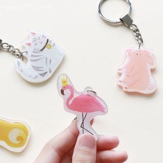 Animal Key Chain 1062728507