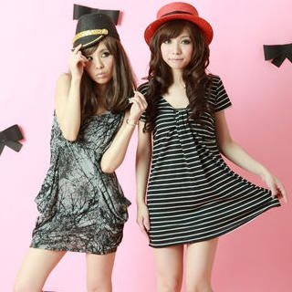 Picture of ZOO Bleached Dress 1023014317 (ZOO Dresses, Womens Dresses, Taiwan Dresses)