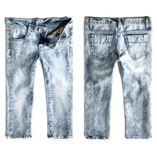 Picture of Bluemint Cropped Blue Jeans 1020591483 (Bluemint Apparel, Womens Denim, South Korea Apparel, South Korea Denim)