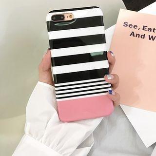 Striped iPhone 6 / 6 Plus / 7 / 7 Plus Case 1061835639