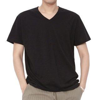 V-Neck Short-Sleeve T-Shirt 1061574354