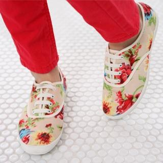 Buy Jean Stone Flower-Print Sneakers 1022567268
