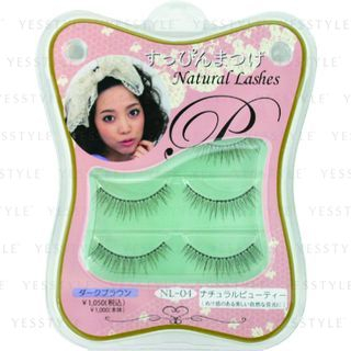 Image of ANNEX JAPAN - Natural Lashes (#NL-04) 3 pairs