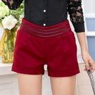 Contrast Trim Shorts от YesStyle.com INT