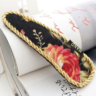 Lovely vintage Hairpin - Black Black - One Size 1030766612