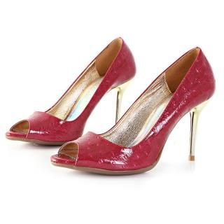 Picture of Alice Room Peep Toe Pumps 1022495901 (Pump Shoes, Alice Room Shoes, Korea Shoes, Womens Shoes, Womens Pump Shoes)