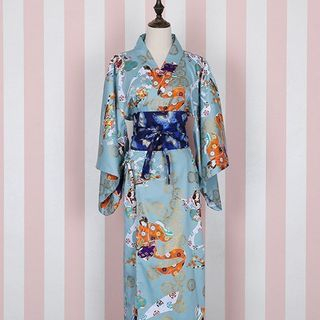 printed-kimono-dress