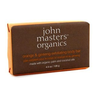 Orange and; Ginseng Exfoliating Body Bar