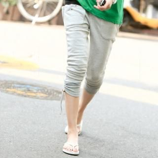 Picture of MALL-LA Cropped Pants 1022858917 (MALL-LA Apparel, Womens Pants, South Korea Apparel)