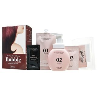 Etude House - Hot Style Bubble Hair Coloring BK01 Deep Black 1053683392