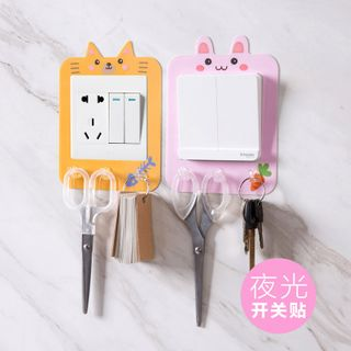 Image of Animal Electric Switch Cover Decoration