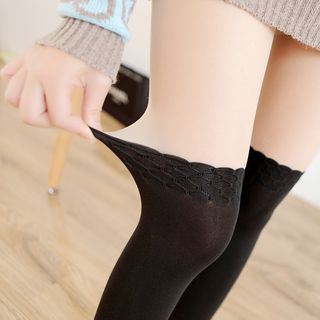 Two-Tone Tights 1049149959