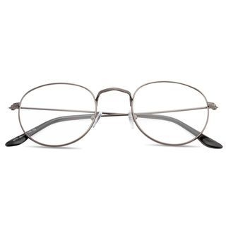 Metal Frame Glasses 1053340367