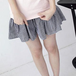 Buy OrangeBear Gingham Skort 1023045772