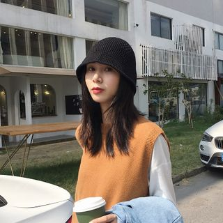 Bucket | Black | Hat