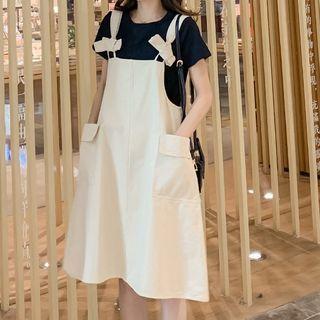 Short-sleeve | Maternity | T-Shirt | Dress