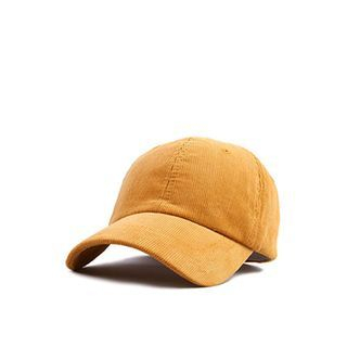 Corduroy Baseball Cap 1055160545