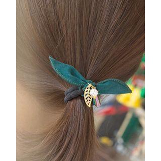 Bow Elastic Hair Tie 1055218487