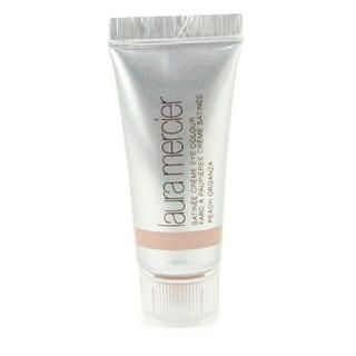 Satinee Creme Eye Colour - # Peach Organza 8.5g/0.3oz