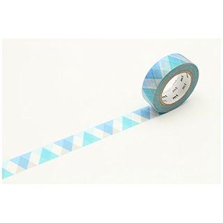 Triangle   Diamond   Tape   Mask   Blue