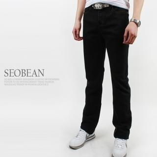 Buy SEOBEAN Straight-Cut Jeans 1022327165