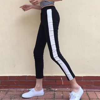 Color Block Yoga Pants 1061606012