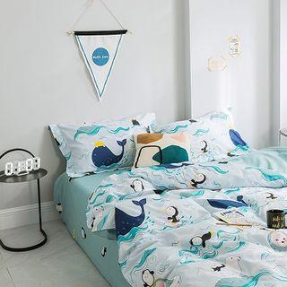 Bedding | Cartoon | Print | Bed | Set