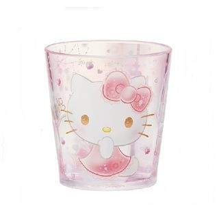 Hello Kitty Clear Plastic Cup 1061983348
