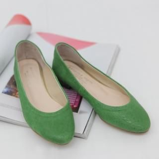 Buy pinkdiamond Pointy Flats 1022482567