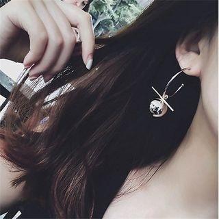 Ball Drop Earrings 1056940457