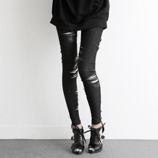 Buy HARU Distressed Leggings 1022776910