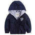 Kids Hooded Jacket 1596
