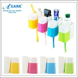 Toothbrush Holder With Cup 1051008045