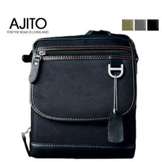 Picture of AJITO Canvas Crossbody Bag 1023042966 (AJITO, Bags, Korea Bags, Mens Bags, Other Mens Bags)