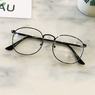 Metal Frame Glasses 1052669578