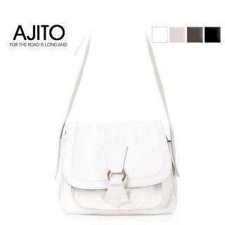 Buy AJITO Faux-Leather Crossbody Bag 1022861799