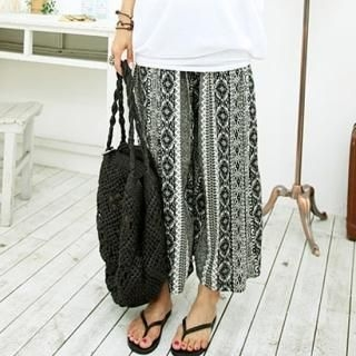 Picture of BBon-J Wide Leg Pants 1022936139 (BBon-J Pants, South Korea Pants)