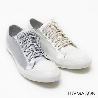 Picture of LUVMAISON Lace-Up Sneakers 1022742670 (Sneakers, LUVMAISON Shoes, Korea Shoes, Mens Shoes, Mens Sneakers)