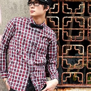 Buy Paul & Reed Plaid Shirt 1022891412