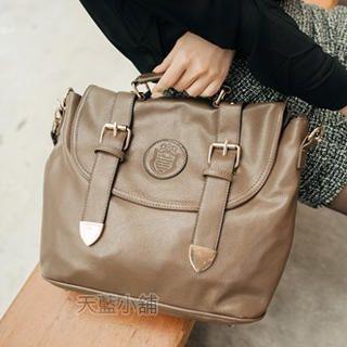 Belted Cross Bag