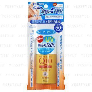 Kose - CoenRich Q10 White UV Protector SPF 50+ PA+++ 30ml