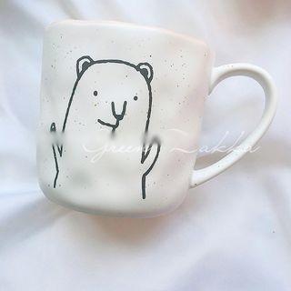 Animal Ceramic Cup 1053043332