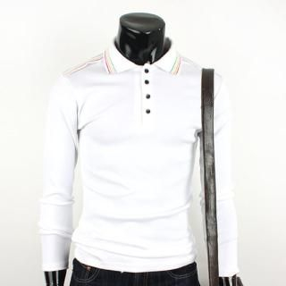 Buy SEOBEAN Long-Sleeve Polo-Shirt 1021995361