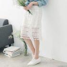 Lace Midi Skirt от YesStyle.com INT